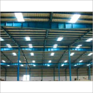 Prefabricated Commercial Building Structure