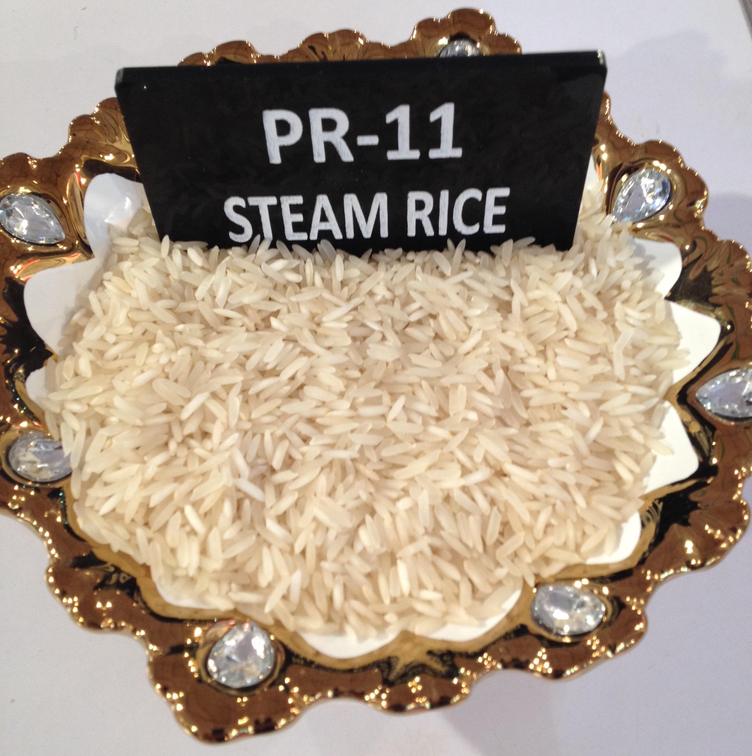 PR 11 Steam rice