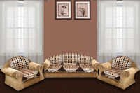 CHOCOLATY CHENILLE SOFA COVER