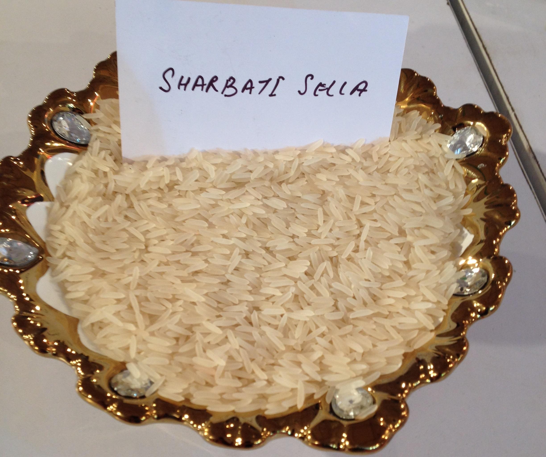 Sharbati White Rice