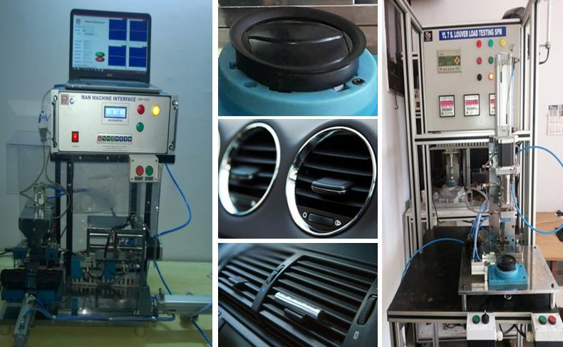 Torque Testing Machine for Car AC Window