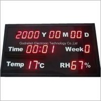 Humidity/Temperature Display