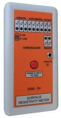 Surface Resistivity Meter