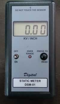 Digital Static Charge Meter
