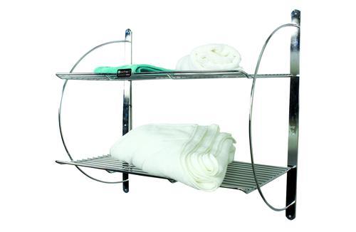Towel Shelf Double