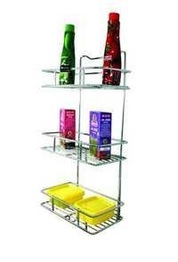 Multi Purpose Shelf Rack