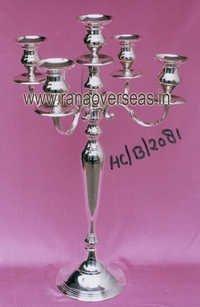 SilverPlatedCandleStand2081