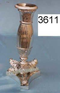 SilverPlatedCandleStand3611
