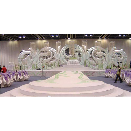 Indian Wedding Handicraft Mandap