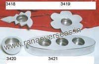 AluminiumTLightCandleHolder3418-3419-3420-3421-3422