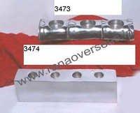 AluminiumTLightCandleHolder3473-3474