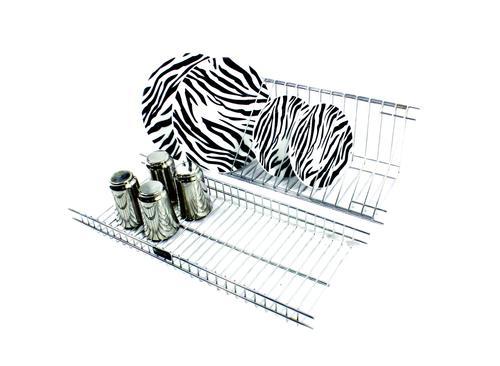 Glass Plate Tray Rack