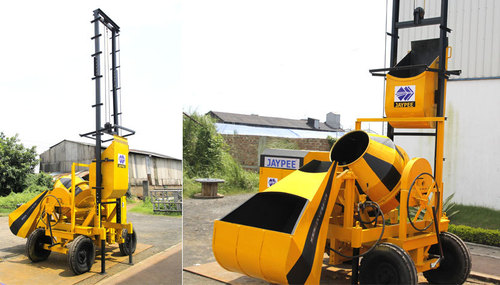 Concrete Lift Machine