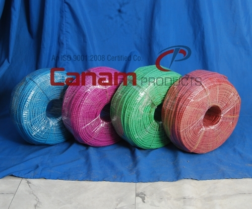 Industrial Plastic Ropes