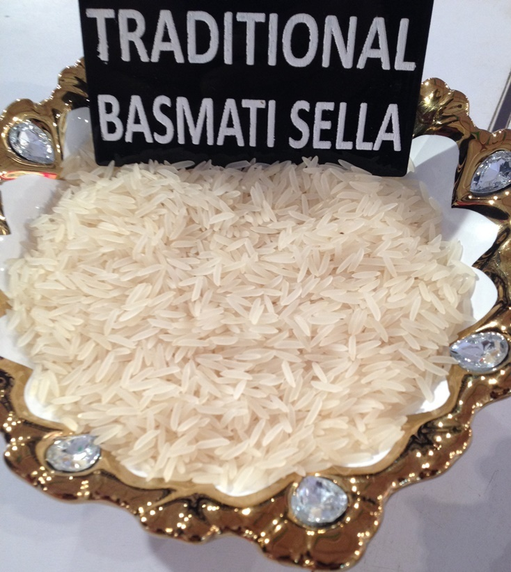 Traditional Basmati Sella Rice