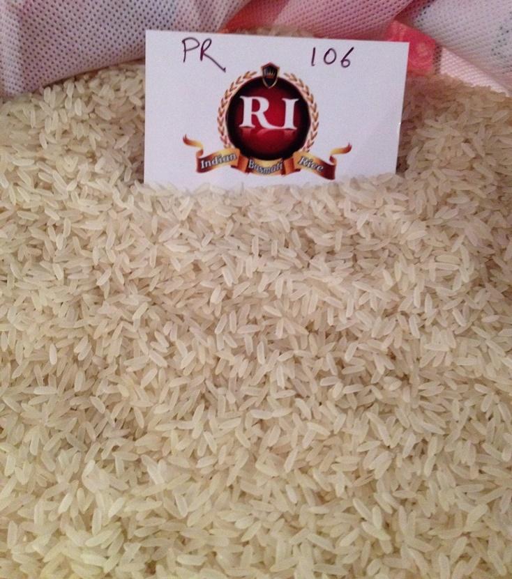 PR 106 Sella Rice