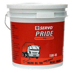 Servo Premium Cf4 15w40 Engine Oil