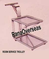 Steel Room-Serving Trolly6