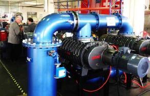 Vacuum Pump System
