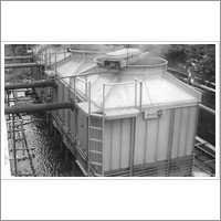 Industrial Cooling Tower Plant