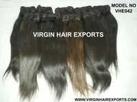 Soft Smooth and Silky Straight Indian Temple Hair