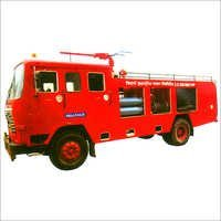 Dry Chemical Powder Fire Tender