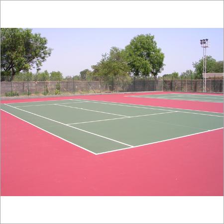 Tennis Court Flooring