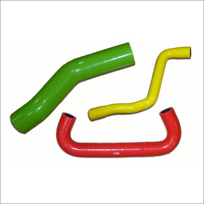 Silicone Polyester coolant Hoses