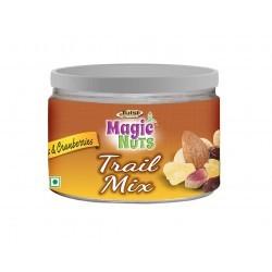 Trail mix nuts cranberries jar -140g