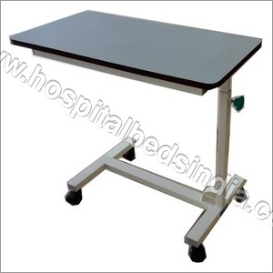 Overbed Manual Table