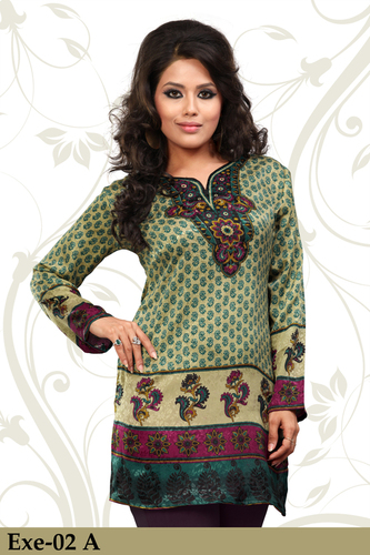 Party  Wear Kurtis Suppliers