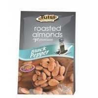 Roasted almonds black pepper 250g