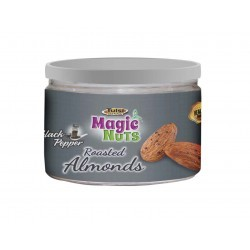 Roasted almonds black pepper can-135g