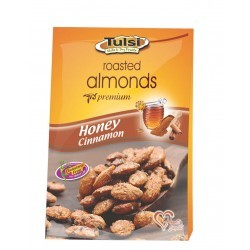 Roasted almonds honey cinnamon-250g