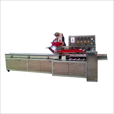 Semi Automatic Rusk Packaging Machine