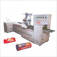 Double Feeder Biscuit Machine