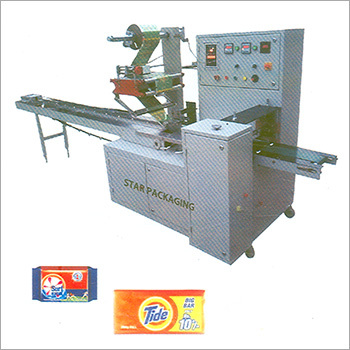 Horizontle Flowrap  Machine