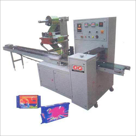 Horizontal Soap Packaging Machine