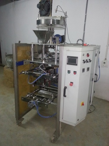Collar Type Kurkure & chips Packing Machine