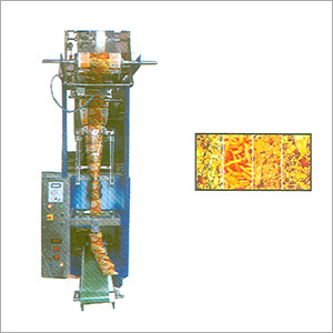 Pneumatic Namkeen Packaging Machine