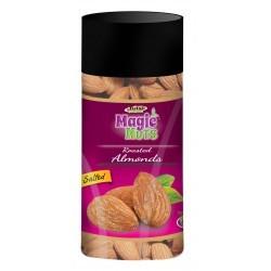 Roasted almonds lightly salted jar-200g