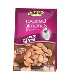 Roasted almonds lightly salted premium-250g