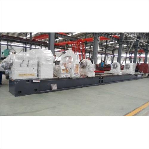 Hydraulic Tubes Drilling Machine
