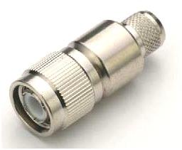 TNC Male crimp Connector