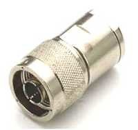 N male clamp Connector LMR400