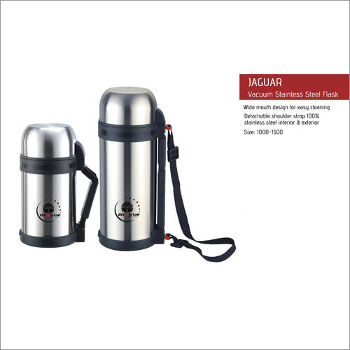 Vacuum Stainless Steel Flask 350ml