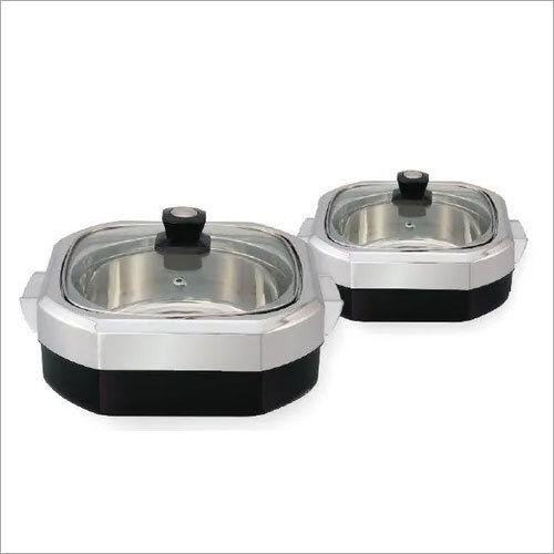 Stainless Steel Casserole Pot
