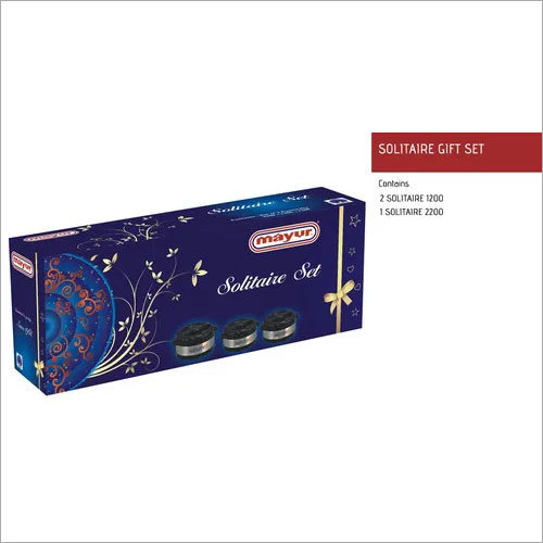 Solitaire gift set
