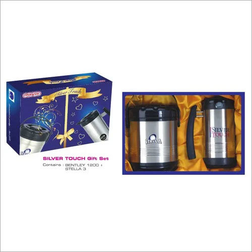 Silver touch gift set