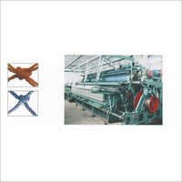 Big Pitch & Bobbin Dia Netting Machine